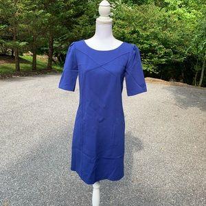 Laundry by Shelli Segal Mini Dress Royal Blue